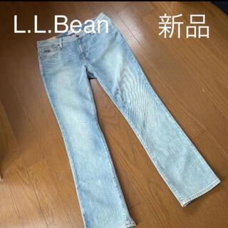 エルエルビーン(L.L.Bean)の【新品】L.L.Beanエルエルビーン デニムジーンズパンツ デニムパンツ(デニム/ジーンズ)
