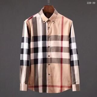 BURBERRY - BURBERRY  チェック シャツ