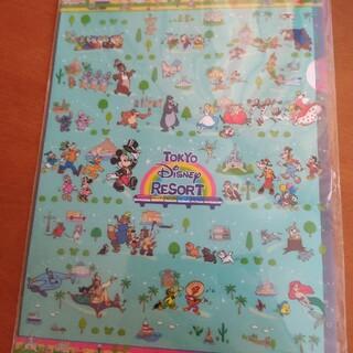 Disney - ディズニーリゾートクリアホルダー