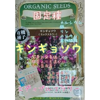 キンギョソウ エディブルフラワー 種子 固定種 家庭菜園 野菜の種 水耕栽培(野菜)