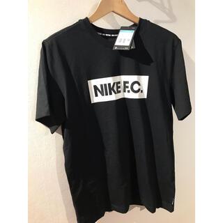 ナイキ(NIKE)の新品!NIKE F.C. エッセンシャル 半袖Tシャツ(Tシャツ/カットソー(半袖/袖なし))