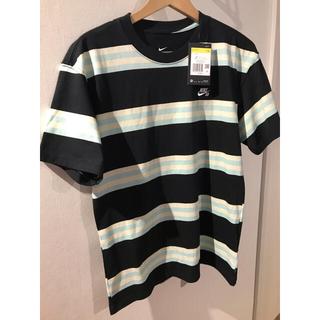 ナイキ(NIKE)の新品!NIKESB ナイキ YD STRIPE S/S TEE(Tシャツ/カットソー(半袖/袖なし))