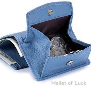 三つ折り財布 小銭入れ ミニ財布 小さい財布 コインケース カード入れ RFID(コインケース/小銭入れ)