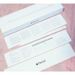 アイパッド(iPad)のAPPLE Pencil2 アップルペンシルMU8F2J/A 保証2021.12(タブレット)