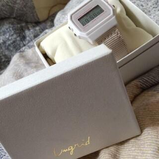 アングリッド(Ungrid)のUngrid アングリッド 腕時計(腕時計)