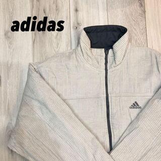 アディダス(adidas)の【レア商品】adidas 2way コーデュロイナイロン(ナイロンジャケット)