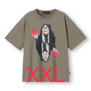 GU - XXL UNDERCOVER GU 魔女T