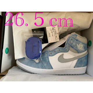 新品未着用 AIR JORDAN 1 HIGH OG HYPER ROYAL