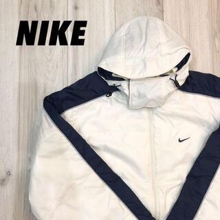 ナイキ(NIKE)のNIKE Air Max ナイロンジャケット 生地厚(ナイロンジャケット)