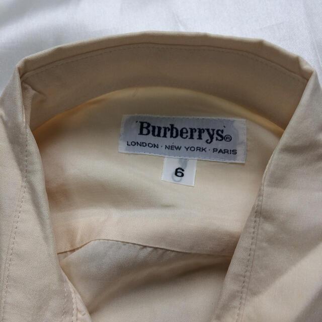 BURBERRY(バーバリー)のバーバリー長袖ブラウス レディースのトップス(シャツ/ブラウス(長袖/七分))の商品写真