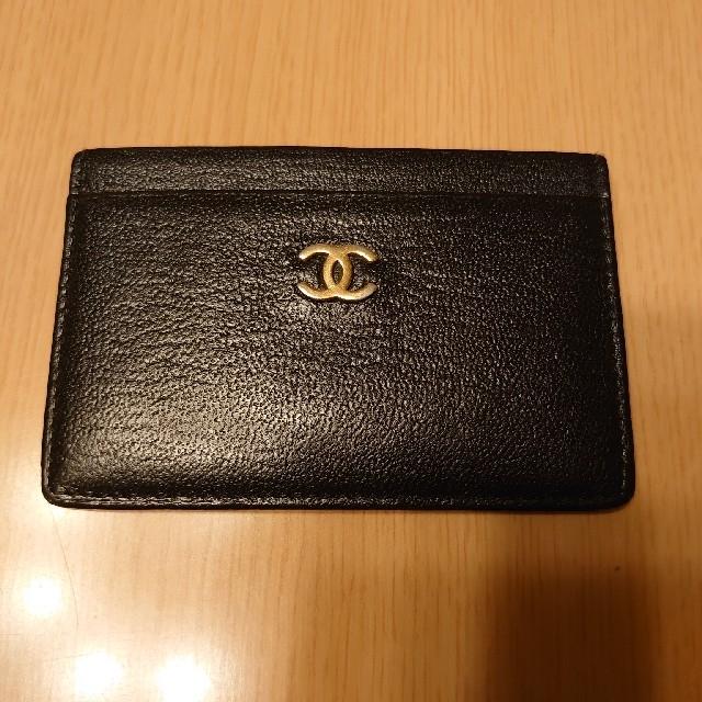 CHANEL(シャネル)の●CHANEL●カードケース レディースのファッション小物(名刺入れ/定期入れ)の商品写真