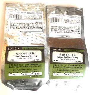 ルピシア(LUPICIA)のルピシア 台湾くちなし烏龍 2個(茶)