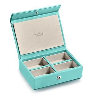 Tiffany & Co. - 37950円→ 新作 新品 未使用 ティファニー レザースモール マルチボックス