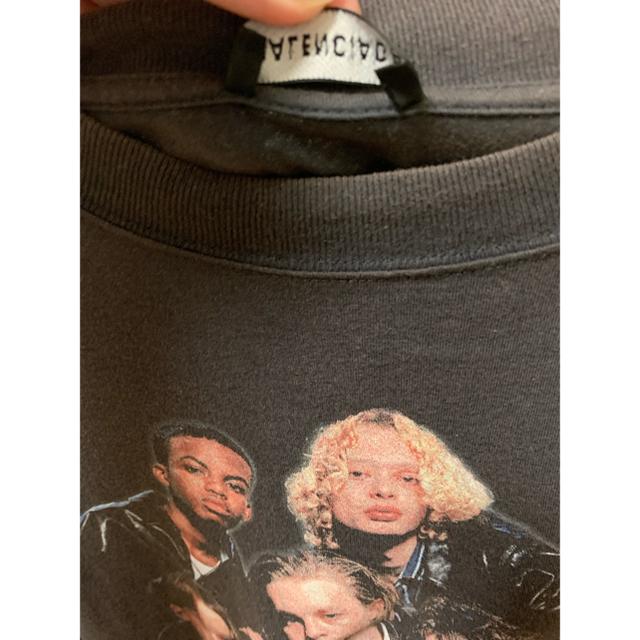 Balenciaga(バレンシアガ)のBALENCIAGA スピードハンターズ tシャツ メンズのトップス(Tシャツ/カットソー(半袖/袖なし))の商品写真