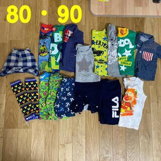 男の子 服 80 90