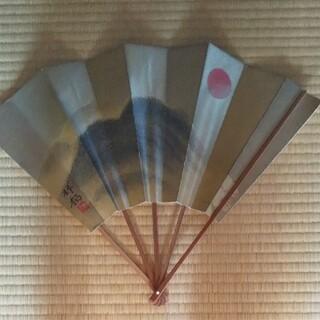 飾り扇子  (武具)