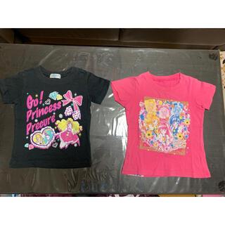 BANDAI - プリンセスプリキュア100 ハピネスチャージプリキュア  Tシャツ 110