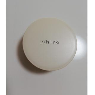 シロ(shiro)のshiro  ホワイトカラント (ユニセックス)