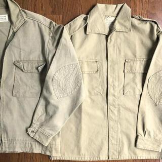 スペイン軍 ミリタリー プルオーバー シャツジャケット
