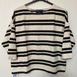 ルミノア(Le Minor)のルミノール ルミノア 七分袖シャツ(カットソー(長袖/七分))