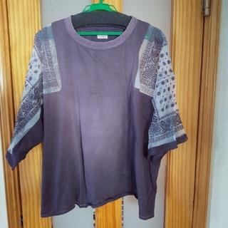 KAPITAL - KAPITAL シースルーTシャツ
