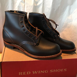 REDWING - REDWING レッドウィング 9060 ベックマン フラットボックス
