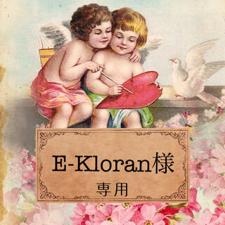 E-Kloran様 *専用出品*(しおり/ステッカー)