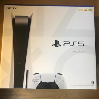 PlayStation - SONY PlayStation5 CFI-1000A01 PS5 新品未開封