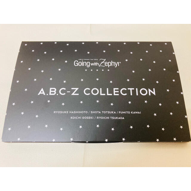A.B.C.-Z(エービーシーズィー)のA.B.C-Z Going with Zephyr アクリルスタンド エンタメ/ホビーのタレントグッズ(アイドルグッズ)の商品写真