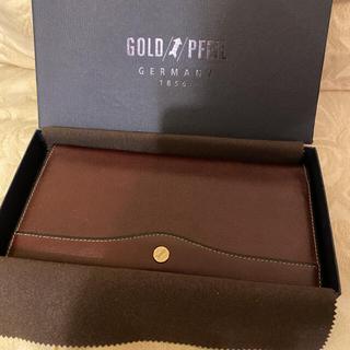GOLD PFEIL - ゴールドファイル 長財布