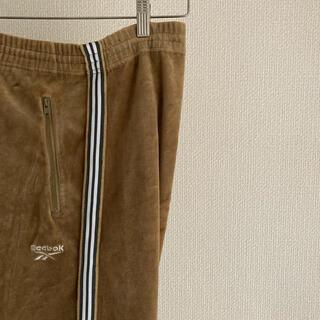 Reebok - '90s Reebok Truck pants brown beige