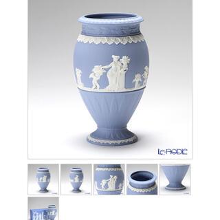 ウェッジウッド(WEDGWOOD)のウェッジウッド花瓶(花瓶)