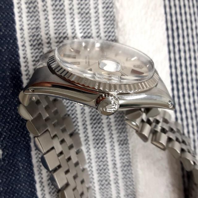 ROLEX(ロレックス)の極美品!ROLEX デイトジャスト16014 メンズの時計(腕時計(アナログ))の商品写真