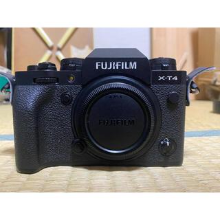 フジフイルム(富士フイルム)のFujifilm XT-4 付属品完備(ミラーレス一眼)