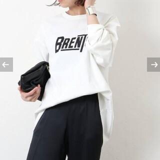 DEUXIEME CLASSE -  ドゥーズィエム クラス  BRENTS SPORTSWEAR Tシャツ