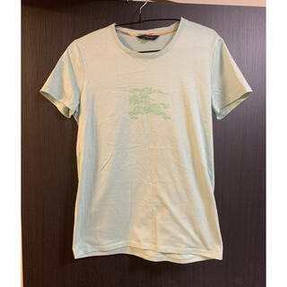 BURBERRY - バーバリー ティシャツ ミントグリーン