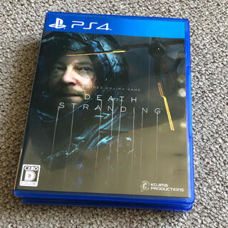 PlayStation4 - デスストランディング DEATH STRANDING ps4 デススト