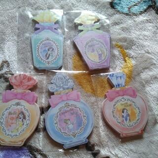 Disney - ディズニーリゾート プリンセス香水メモ