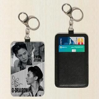 ビッグバン(BIGBANG)の新品!カードケース♡G-DRAGON(アイドルグッズ)