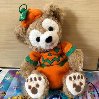 ダッフィー - ダッフィー  かぼちゃ ハロウィン ぬいぐるみポーチ