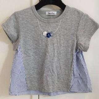 familiar - ファミリアAラインTシャツ