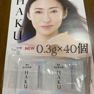 H.A.K - 資生堂HAKUメラノフォーカスZ 40包