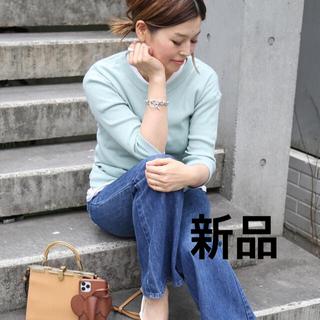 DEUXIEME CLASSE - タグ付き未使用 Deuxieme Classe  rib Tシャツ