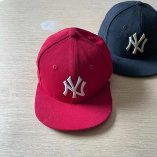 【値下】ニューエラキャップ ヤンキース ブルックリン刺繍
