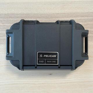 Pelican R40 RUCK CASE ペリカンケース ブラック(ケース/バッグ)