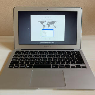 Apple - MacBook Air(11-inch, Mid 2012)