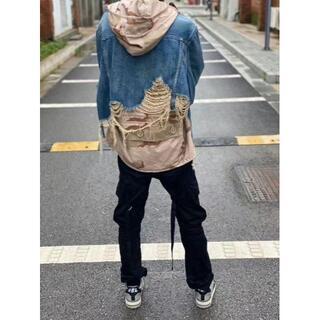 アンブッシュ(AMBUSH)のMAISON MIHARA YASUHIRO   ジャケット(Gジャン/デニムジャケット)