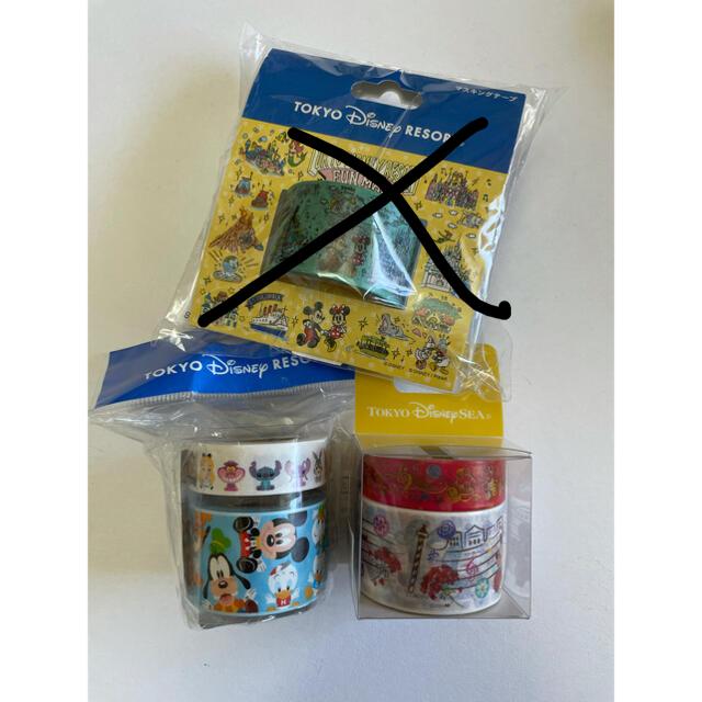 Disney(ディズニー)のディズニー♡マスキングテープ   インテリア/住まい/日用品の文房具(テープ/マスキングテープ)の商品写真