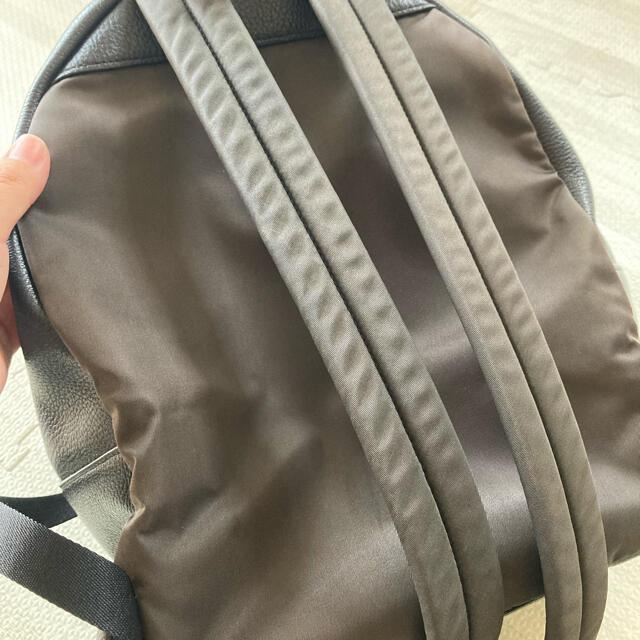 COACH(コーチ)の最終値下げcoachレザーリュック レディースのバッグ(リュック/バックパック)の商品写真