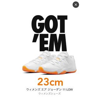 ナイキ(NIKE)のNike エア ジョーダン 11 Air Jordan Low 11 (スニーカー)